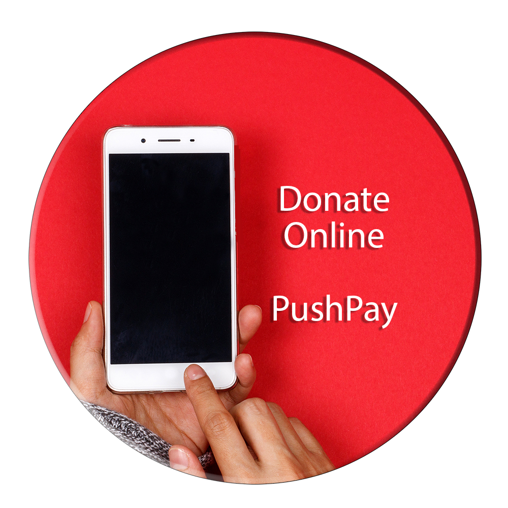 Donate with PushPay